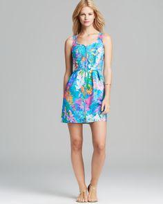 Amanda Uprichard Dress - Conversation Silk   Bloomingdale's