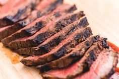 Grilled Marinated London Broil Recipe on Yummly