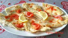 Le sogliole surgelate al forno sono un delicato salutare dietetico secondo piatto, adatto a tutti grandi e piccini, leggero nutriente per niente calorico.