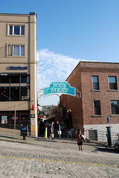Kelli Wong Photography: Pike Place Market