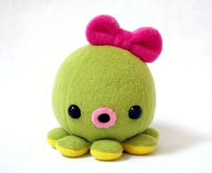 Cute Baby Octopus plush