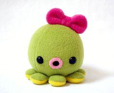 Cute Baby Octopus plush
