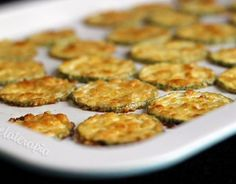 chips abobrinha Veggie Recipes, Vegetarian Recipes, Healthy Recipes, A Food, Good Food, Food And Drink, Confort Food, Best Dishes, Light Recipes