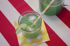 cucumber lime aqua fresca