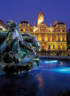 Place des Terreaux ~ Lyon