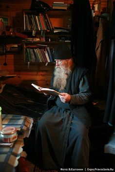 What Should We Read Before Nativity? : A Russian Orthodox Church Website