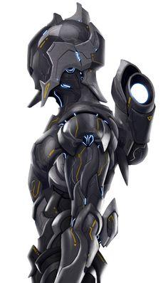 ArtStation - Sci-Fi Armor, Donovan Liu
