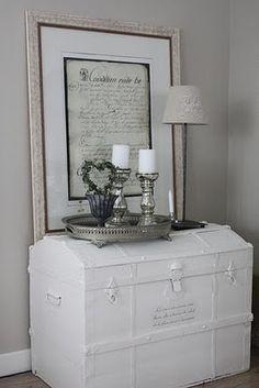 El baúl: mueble versátil   Decorar tu casa es facilisimo.com