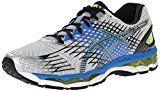 ASICS Mens Gel-Nimbus 17 Running ShoeLightning/Black/Flash Yellow