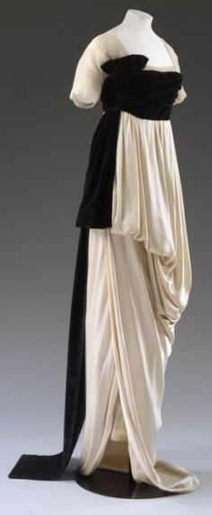 1913 Evening Gown by Lucile