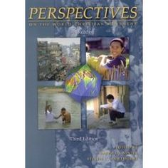 """Perspectives on the World Christian Movement"" by Ralph D. Winter #christian #christ #college #christianbooks #jesus"