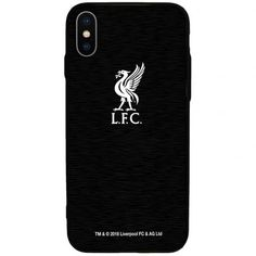 Liverpool F C - iPhone X aluminium case - access to all ports and functions light and slim fit - premium quality rubberised scratch free interior - Brushed Metal, Liverpool Fc, Phone Cases, Iphone, Slim, Interior, Free, Products, Indoor
