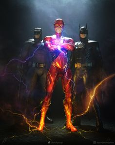 Dc Comics Superheroes, Marvel Dc Comics, Flash Comics, Gotham City, Tim Burton, Comic Books Art, Comic Art, Flashpoint, Batman Kunst