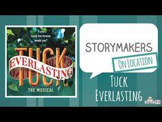 StoryMakers On Location | Tuck Everlasting - KidLit.TV