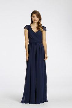 a0b2fef68c Shop Jim Hjelm Bridesmaid Dress - 5530 in Chiffon at Weddington Way. Find  the perfect