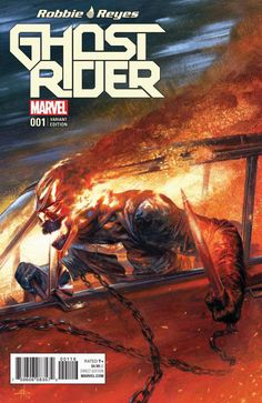 I might just check out the new ghost rider