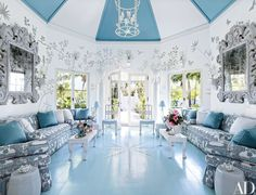 Miles Redd Turns a Bahamas Residence Into a Showstopping Beach Home Photos | Architectural Digest