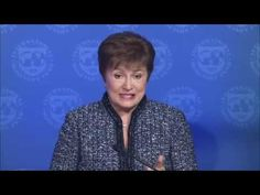 IMF's Georgieva confirms global recession by COVID 19