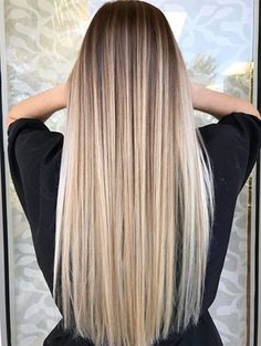 Perfect Straight Hairstyles Ideas for Long Hair