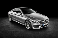 Mercedes C Class Coupe 2015
