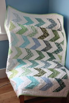 nice chevron.They're a bit too trendy for me right now, but I do like this one.