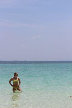 Beach Bikini Thailand - Poda Island, Krabi www.tenesommer.com
