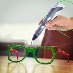 3D pen, nice to have.