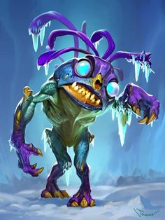 Knights of the Frozen Throne full art - Hearthstone Wiki World Of Warcraft Game, World Of Warcraft Characters, Warcraft Art, Game Character Design, Character Art, Fantasy Creatures, Mythical Creatures, Fantasy World, Fantasy Art