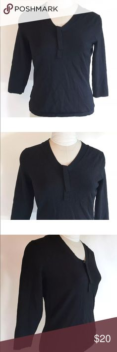 Beautiful black sweater by Dylan George 🎉✨🌟 NWT | Beautiful, V ...