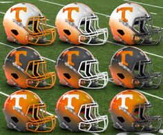50 Alternate Vol Uniform Concepts - Rocky Top Insider Tennessee Volunteers Football, Tennessee Football, Notre Dame Football, Ohio State Football, Football Team, American Football, College Football Uniforms, Sports Uniforms, Tennessee Song