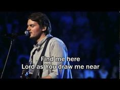 I Surrender - Hillsong Live --Like a rushing wind- Jesus breathe within- Lord have Your way- Lord have Your way in me.