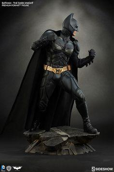 Sideshow Collectibles dévoile sa statuette Premium Format The Dark Knight   DCPlanet.fr