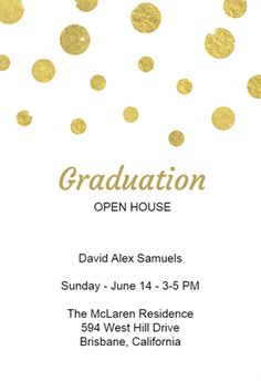Free graduation party invitation templates invitation sample celebration circles printable invitation template customize add text and photos print graduation party filmwisefo