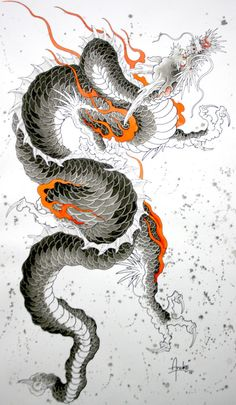 Fondos japoneses · kết quả hình ảnh cho state of grace dragon tatuajes de dragón tribal, tatuajes de Japanese Dragon Tattoos, Japanese Tattoo Art, Japanese Tattoo Designs, Japanese Drawings, Japanese Artwork, Japanese Prints, Backpiece Tattoo, Dragon Illustration, Asian Tattoos