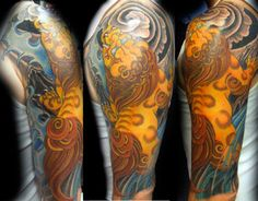 Foo Dog Tattoo #Tattoo #Japanese #Art