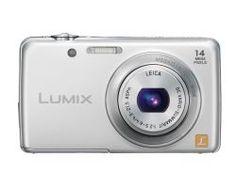 Цифровой фотоаппарат Panasonic Lumix DMC-FS40EE-S