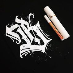 This is one bad ass 'B'. Type by @e_starov - #typegang - free fonts at typegang.com http://typg.co/2ojCBv4 | http://typegang.com