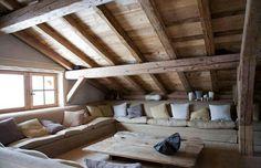 Looks so cozy...