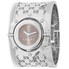 4b0e7aaecd0 Gucci Stainless Steel 112 Twirl Ladies Watch