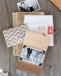 Mil capas de tul: Kraft❤Invitations