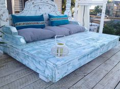 If you want to make you're outdoor or indoors more pretty and cool then you can make a daybed from wood pallets by yourself at home. It is not a difficult task. You can construct it with wood pallets which are a very strong and durable material. It is also cheap in price so you …