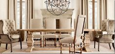 """Restoration Hardware's newest line """"Deconstructed Upholstery Collection"""" has no fabric on furniture...at all."""