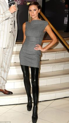 Victoria Beckham..chic and sleek