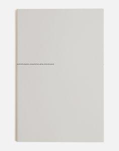 AG Fronzoni. book design