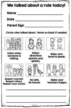 I Took My Behavior Chart Off My Wall! Great free parent note to let parents know how students did that day in school! Free from Simply Kinder!Great free parent note to let parents know how students did that day in school! Free from Simply Kinder! Kindergarten Classroom Management, School Counseling, School Classroom, Preschool Behavior Management, Behavior Plans, Kindergarten Behavior System, Kindergarten Rules, Classroom Ideas, Classroom Labels