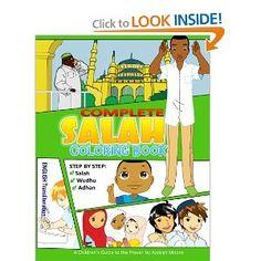Complete Salah: Coloring Book: Azzizah Moore: 9780615844190: Amazon.com: Books