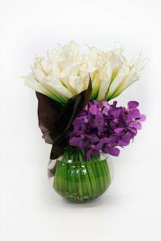 Avante Garde | Tic-Tock Couture Florals