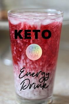 Passion fruit tea with coconut milk and MCT oil. This is a great drink for a hot afternoon for an energy boost. Keto Energy Drink, Keto Drink, Energy Drinks, Easy Zero Carb Recipes, Starbucks Purple Drink, Passion Fruit Tea, Sugar Free Vanilla Syrup, Coconut Almond Milk, Eggs Low Carb