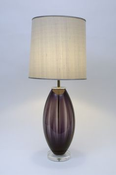 Bodacious Lamp - violet