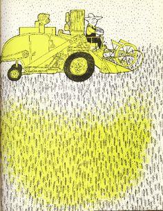 Lowell Hess illustrations